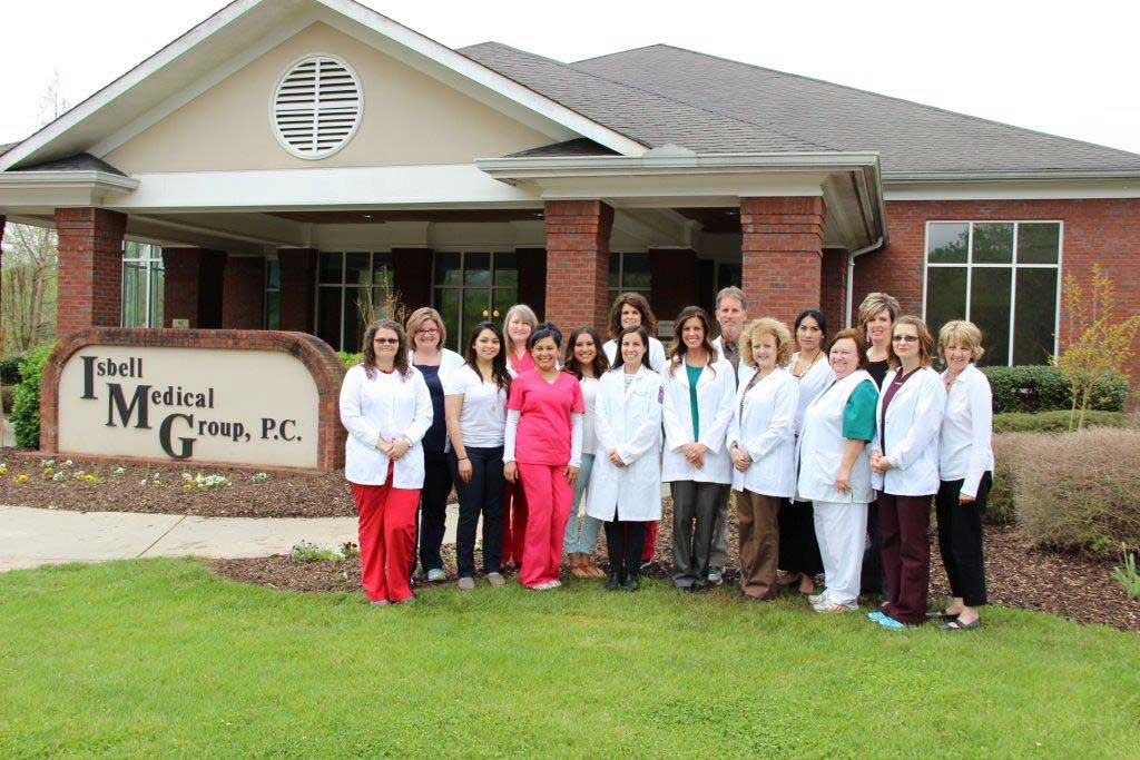 obgyn-office-isbell-medical-group-staff